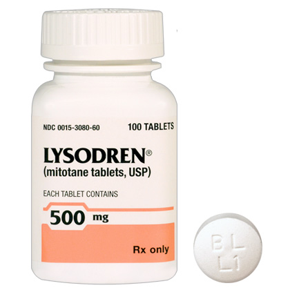 Лизодрен (Lysodren)