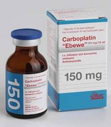 Карбоплатин (Carboplatin)