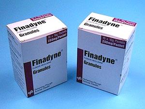 Финадин гранулы (Finadyne Granules)