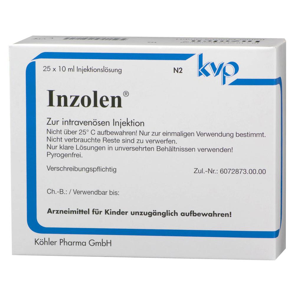 Инзолен (ампулы) — Inzolen (ampuls)