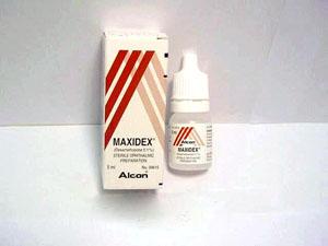 Максидекс (Maxidex)