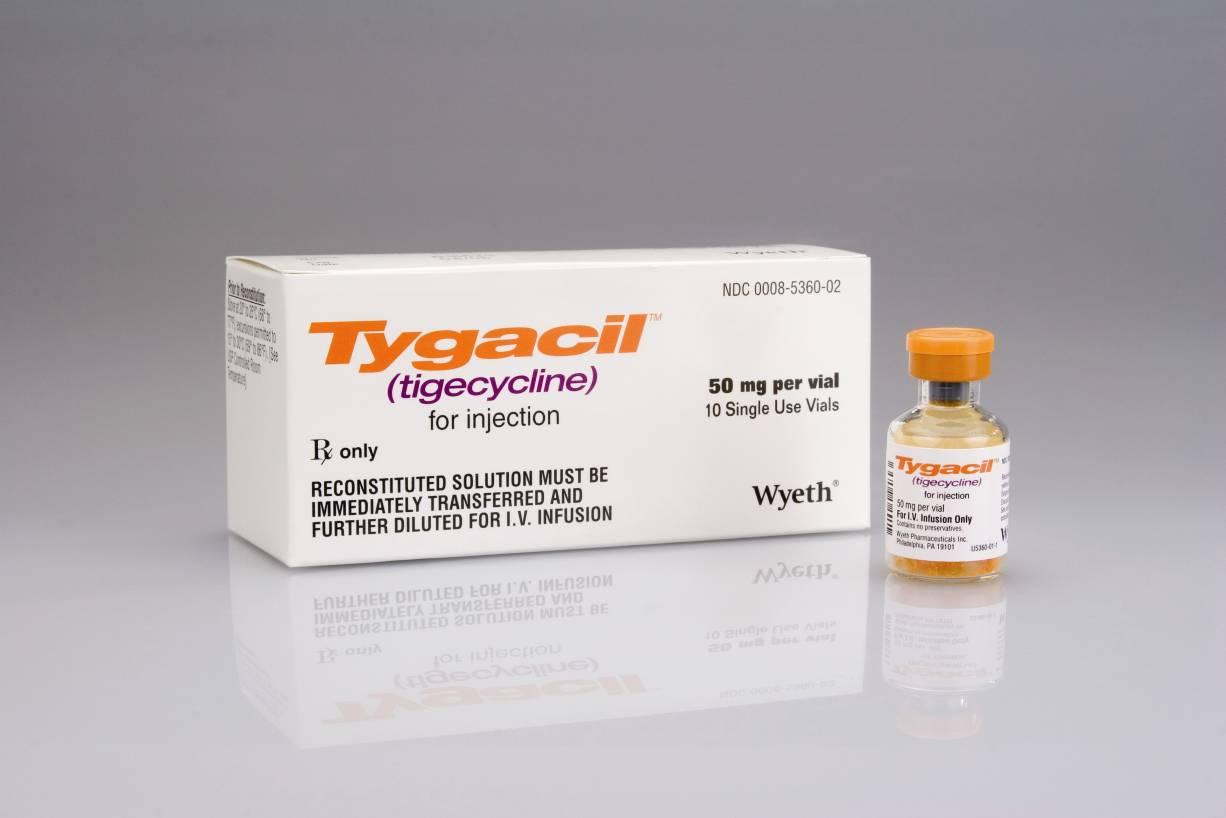 Тигециклин  (Tigecycline)