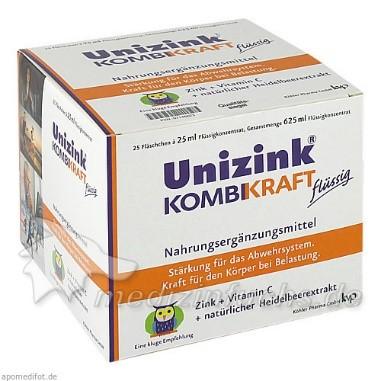 ЮниЦинк (ампулы) — Unizinc (ampuls)