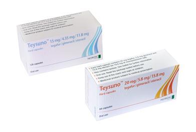 TS-1 (Teysuno)