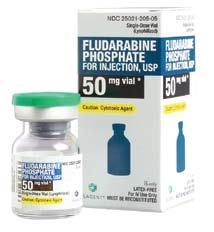 Флударабина фосфат (Fludarabinphos. Gry)