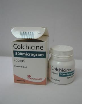 Колхицин (Colchicine)