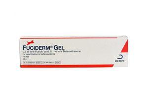 Фуцидерм гель (Fuciderm Gel)