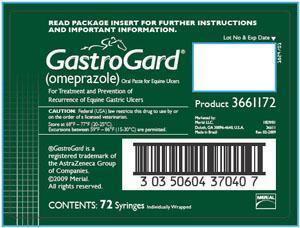 Гастрогард оральная паста 37% (GastroGard Paste 37pct Oral Paste)