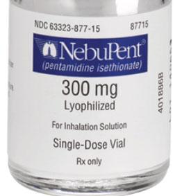 Пентамидин (Pentamidine)