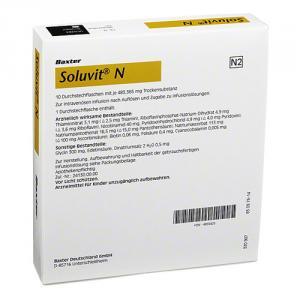 Солувит Н (Soluvit N)