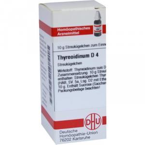 Тиреоидин (Thyreoidinum)